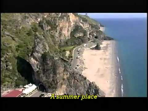 A Summer Place - The Lettermen (with Lyrics).mpg