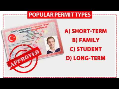Turkish Residence Permit - Overview from YellAli