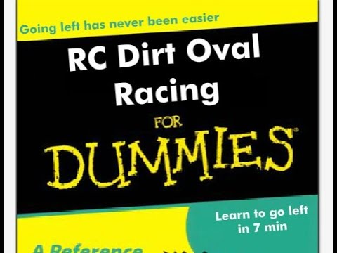 RC Dirt Oval Racing for Dummies