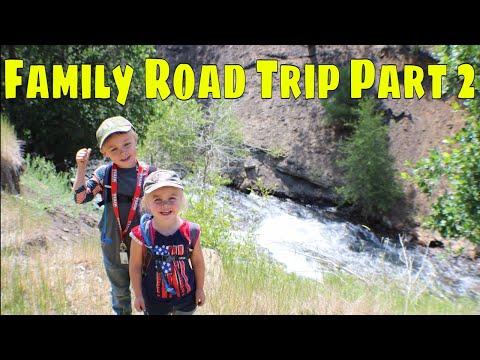 Family Road Trip Part 2: Colorado