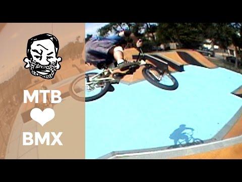 How BMX is good for MTB