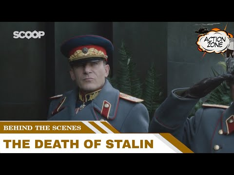 Behind the scenes 2018 | Relive The Death of Stalin in this satire comedy
