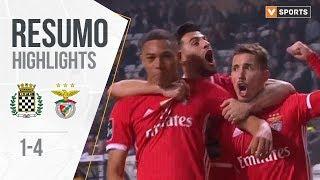 Highlights | Resumo: Boavista 1-4 Benfica (Liga 19/20 #13)