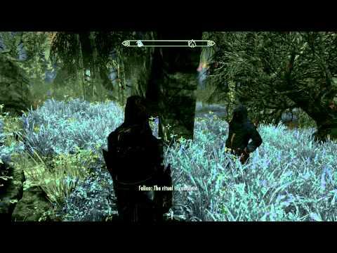 Elder Scrolls V  Skyrim Cure from Vampirism