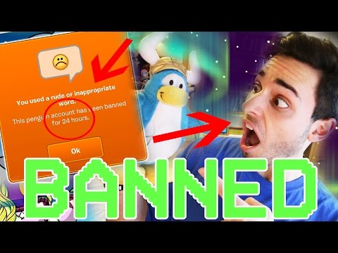 Banned on Club Penguin Speed Run - WORLD RECORD Challenge!! FAST BAN TIME FROM SCRATCH!