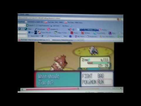 Pokemon ruby getting a ABRA