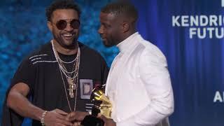 Kendrick Lamar, Jay Rock, & Anderson .Paak Tie For Best Rap Performance | 2019 GRAMMYs