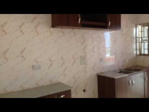For rent newly build 3bed rooms flat at Ayobo