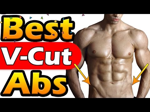 BEST V-Cut Lower Ab Exercises | 2 EASY Steps | How to Get V Cut Abs Workout
