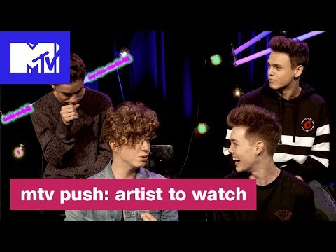Behind-the-Scenes of Why Don't We's Jam Session | MTV Push: Artist to Watch