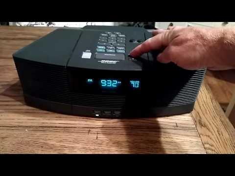 Bose Wave Radio CD