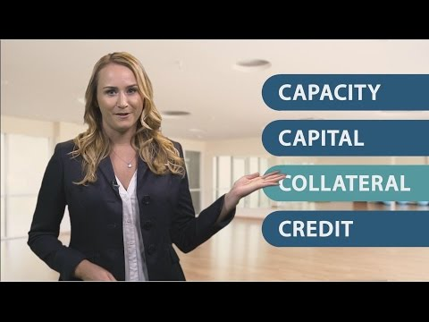 The 4 C's of Qualifying for a Mortgage