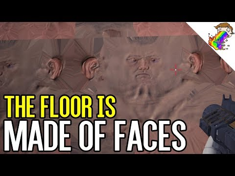 Battle of Keys | The Floor is Made of Faces