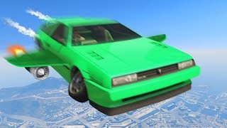 NEW $5,000,000 BACK TO THE FUTURE CAR! (GTA 5 DLC)