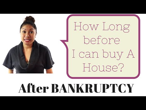 Can I Buy a House After a Chapter 7 or Chapter 13 Bankruptcy?How Long? Chicago