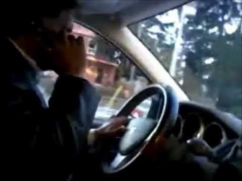 Distracted Toronto Cabbie Driving Disabled Person