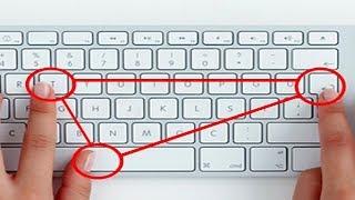 خصائص لم تكن تعرفها في لوحة المفاتيح