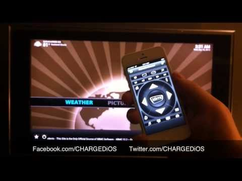 How to Control KODI with your iPhone, iPad or iPod-touch (no jailbreak required)