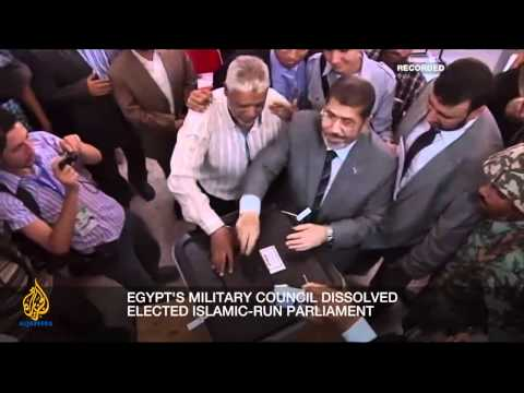 Inside Story - Is this the end of Egypt's revolution?