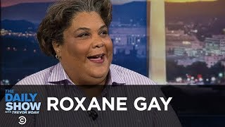 """Roxane Gay - Fitting Into the World in """"Hunger"""" 