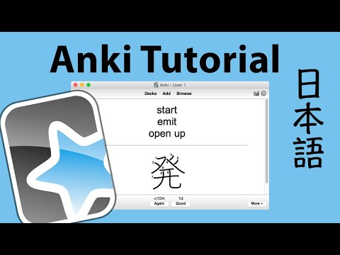 How to Use Anki to Learn Japanese