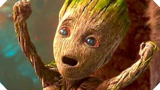 """GUARDIANS OF THE GALAXY 2 - """"Showtime"""" TRAILER (2017)"""