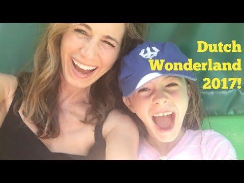 DUTCH WONDERLAND RIDES 2017!