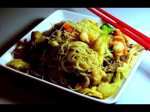 Stir Fry: Singaporean Curry Rice Noodle