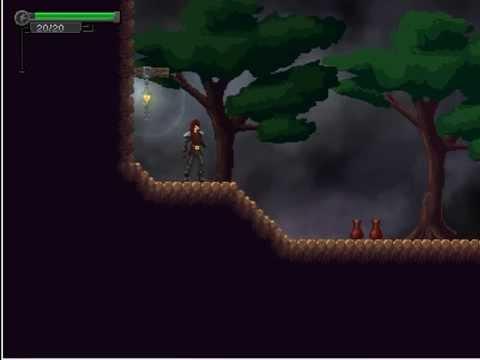 Platformer game GameMaker