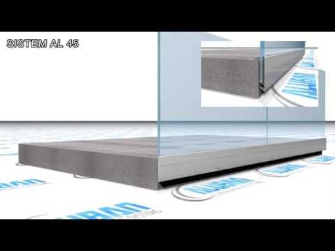 3D video animation/ railing system/ DIY