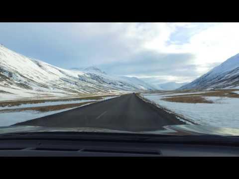 Trip from Akureyri to Reykjavik
