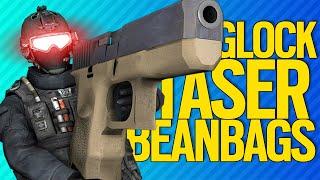 GLOCK TASER BEANBAGS | Ready or Not