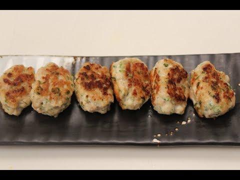 Minced Chicken Balls | Sanjeev Kapoor Khazana