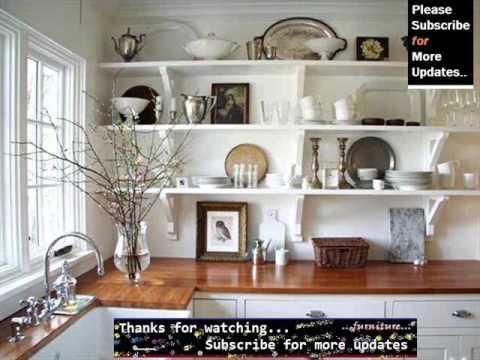 Diy Kitchen Shelving Ideas