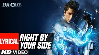 Right By Your Side With Lyrics | Ra.One | ShahRukh Khan, Kareena Kapoor
