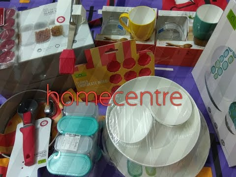 Shopping haul!! | lifestyle:home centre bangalore special offer upto 60%off | home centre haul