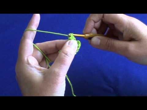 Back Post Treble (British Crochet Terms)