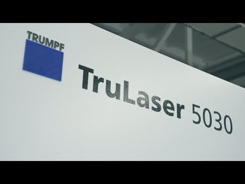 VENTS updates production equipment fleet - TRUMPF TruLaser 5030