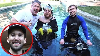 REMOVING THE MOPED FROM THEIR POOL!! (thanks David)