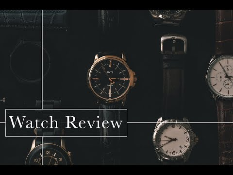 Affordable Watches 2018 l Step Up Your Watch Game l LMTS Review