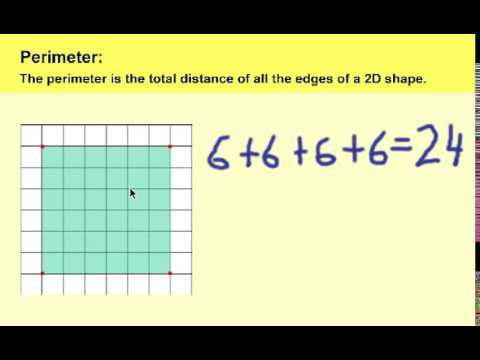How to Find Perimeter Using a Grid
