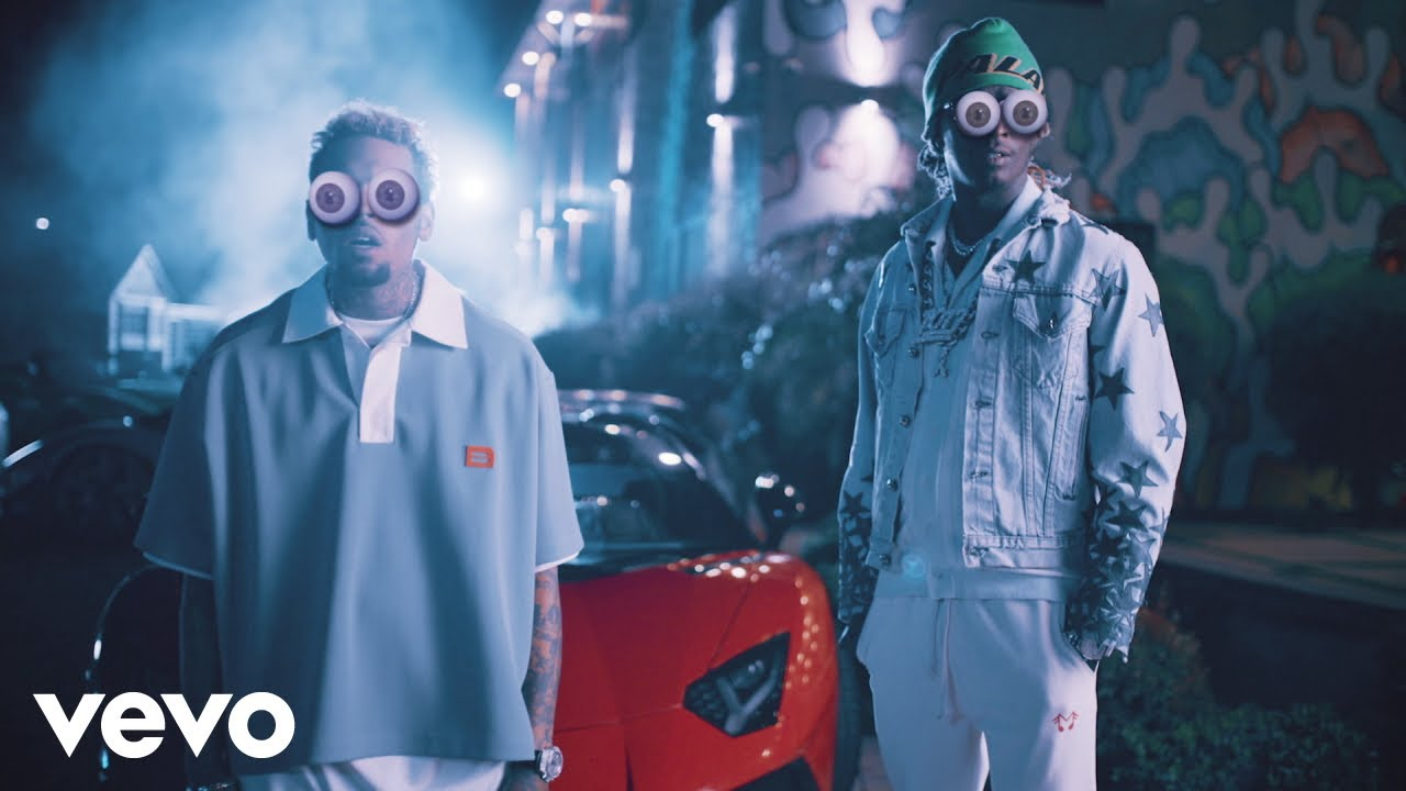 Chris Brown & Young Thug - Go Crazy