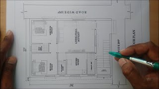 5:57) East Facing House Plan Video - PlayKindle org
