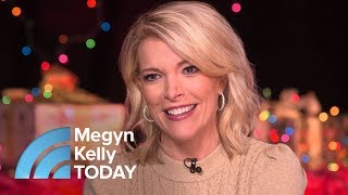 Here Megyn Kelly Comes A-Caroling: 'You May Want To Cover Your Ears'   Megyn Kelly TODAY