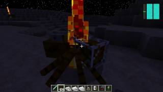 Minecraft 1.7.10 MOD Review - GalactiCraft and Galaxy Space