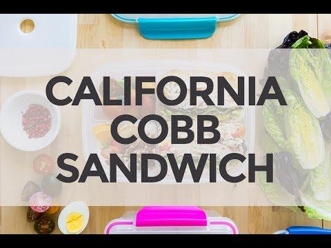 California Cobb Sandwich
