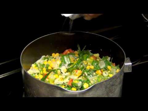 Food & Recipes Corn Masque Choux