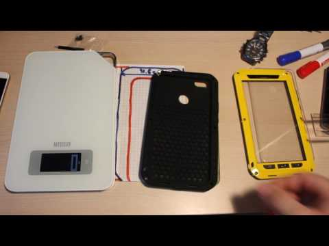 Защитный чехол  Xiaomi Mi Max 6.4'' Love Mei с Mi Max