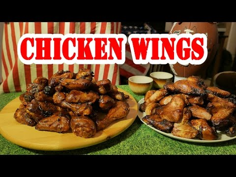 Super Bowl Special: Chicken Wings - BBQ Grill Rezept Video - Die Grillshow 180a