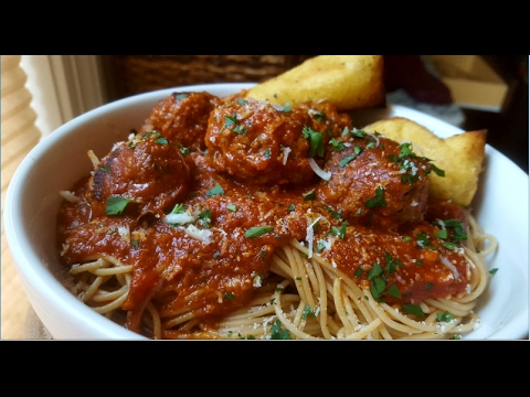 Spaghetti and Ricotta Meatballs | Step by Step